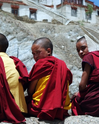 Budismo en el Himalaya y Tibet Indio / Buddhism in the Himalayas and Indian Tibet
