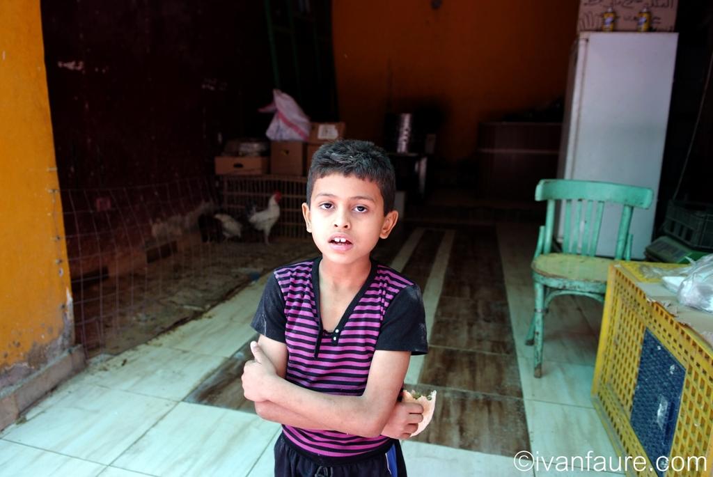 chico en aswan