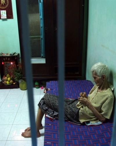 Calles de Saigon (Vietnam) / Streets of Saigon (Vietnam)
