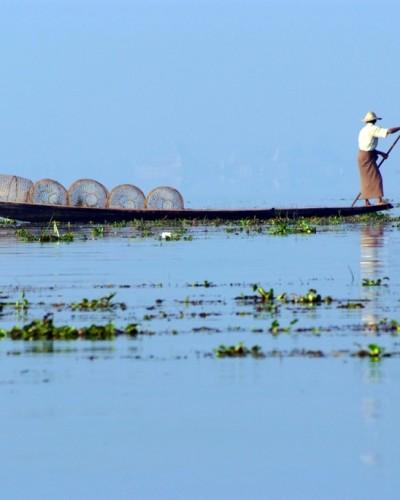 Lago Inle (Myanmar) / Inle Lake (Burma)