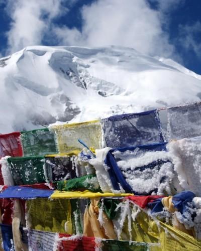 Treck de los Annapurnas (Nepal)