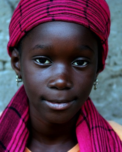 Retratos en Africa (Niños) / Portraits of Africa (Children)