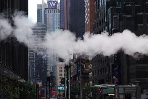 humo en nueva york
