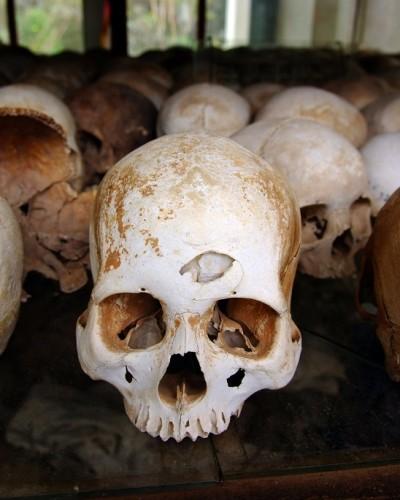 Genocidio camboyano / Cambodian genocide