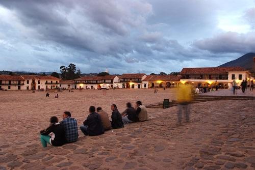 plaza de villa de leyva