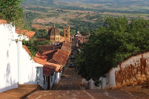 pueblo de barichara