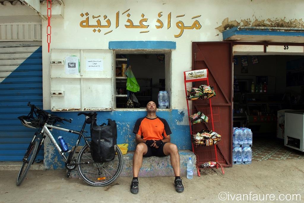 descanso en argelia