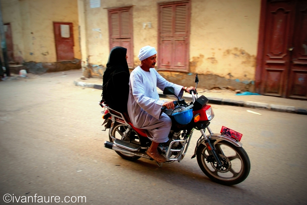 musulmanes en egipto