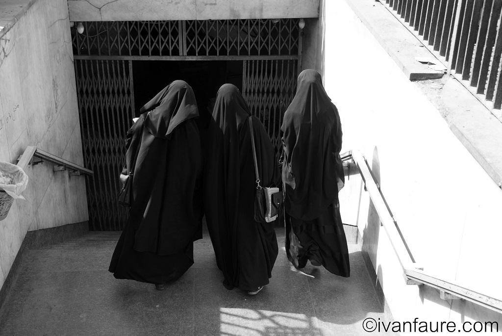 burka en egipto