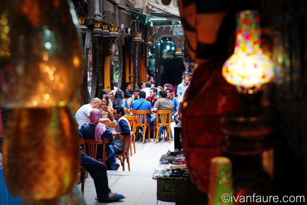 calle bazar el cairo