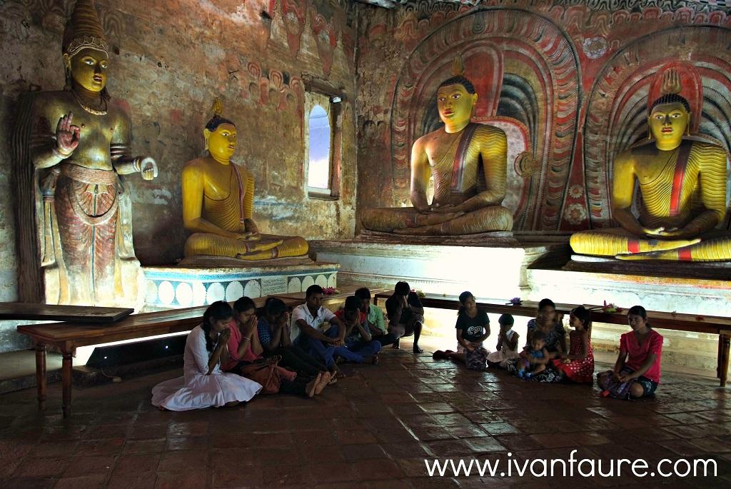 templo de dambulla