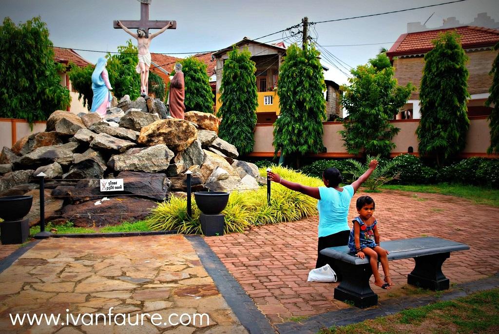 cristianismo sri lanka