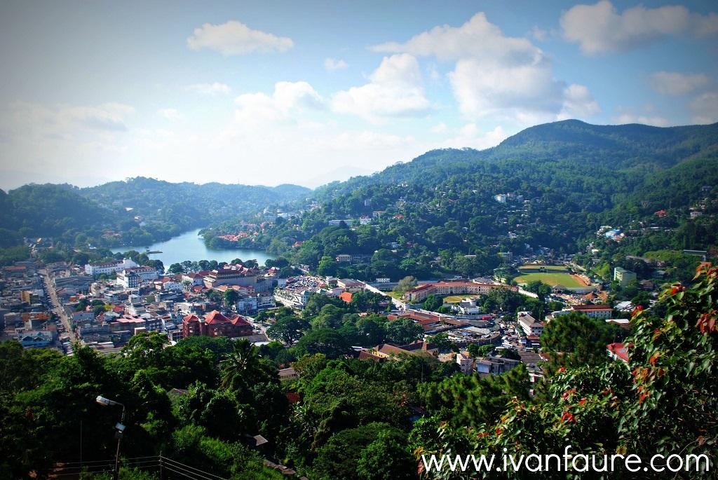 ciudad de kandy sri lanka