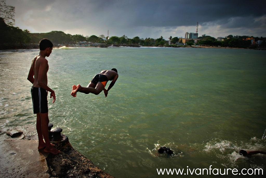 saltos al agua fuerte galle sri lanka