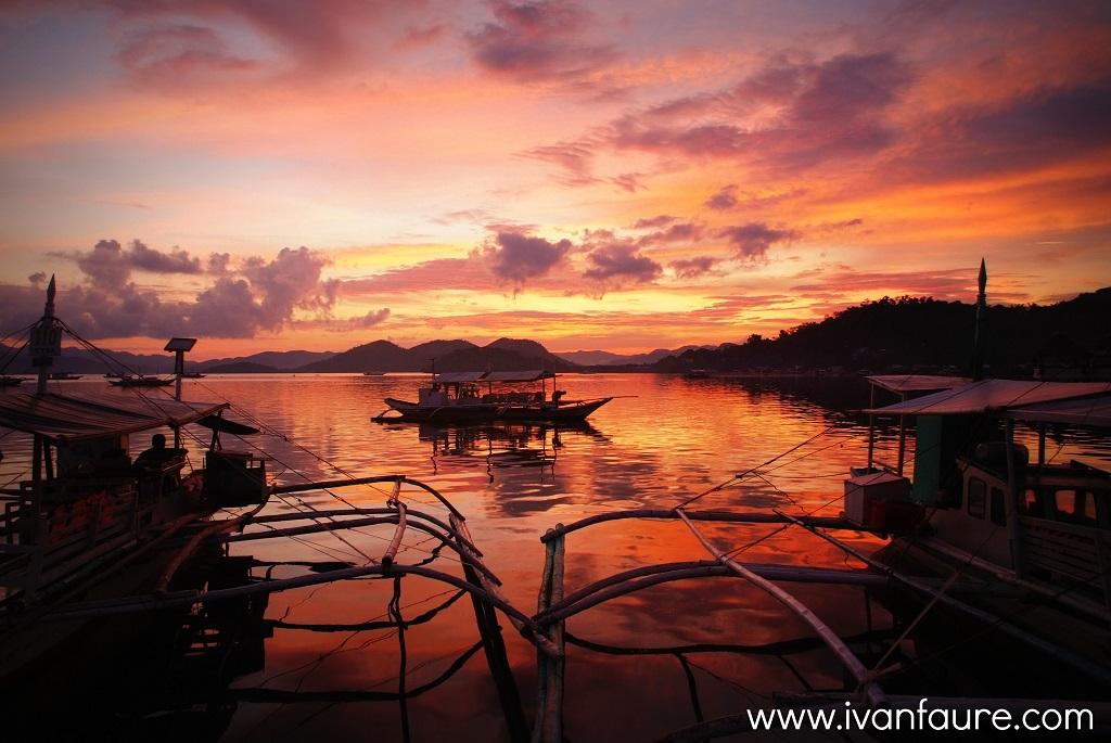 puerto coron palawan filipinas