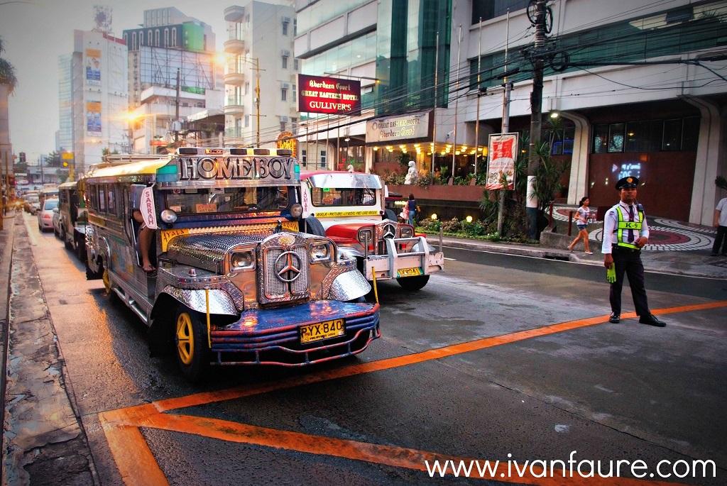 jeepney en filipinas