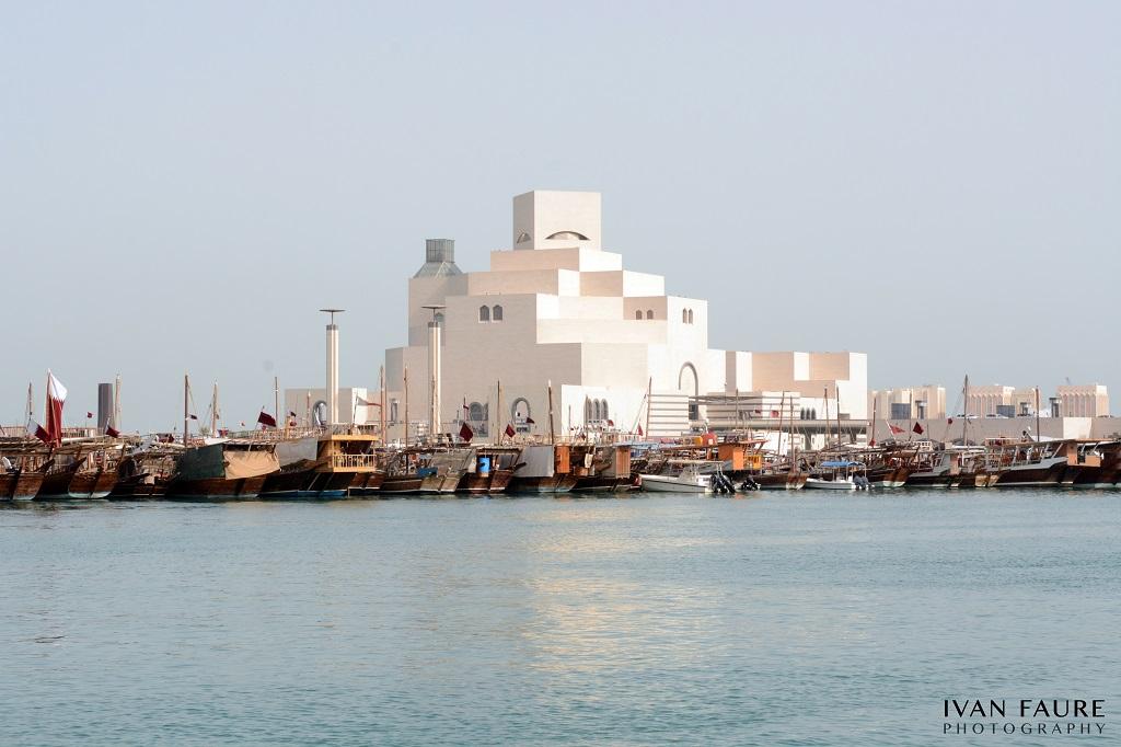 museo arte islámico de doha