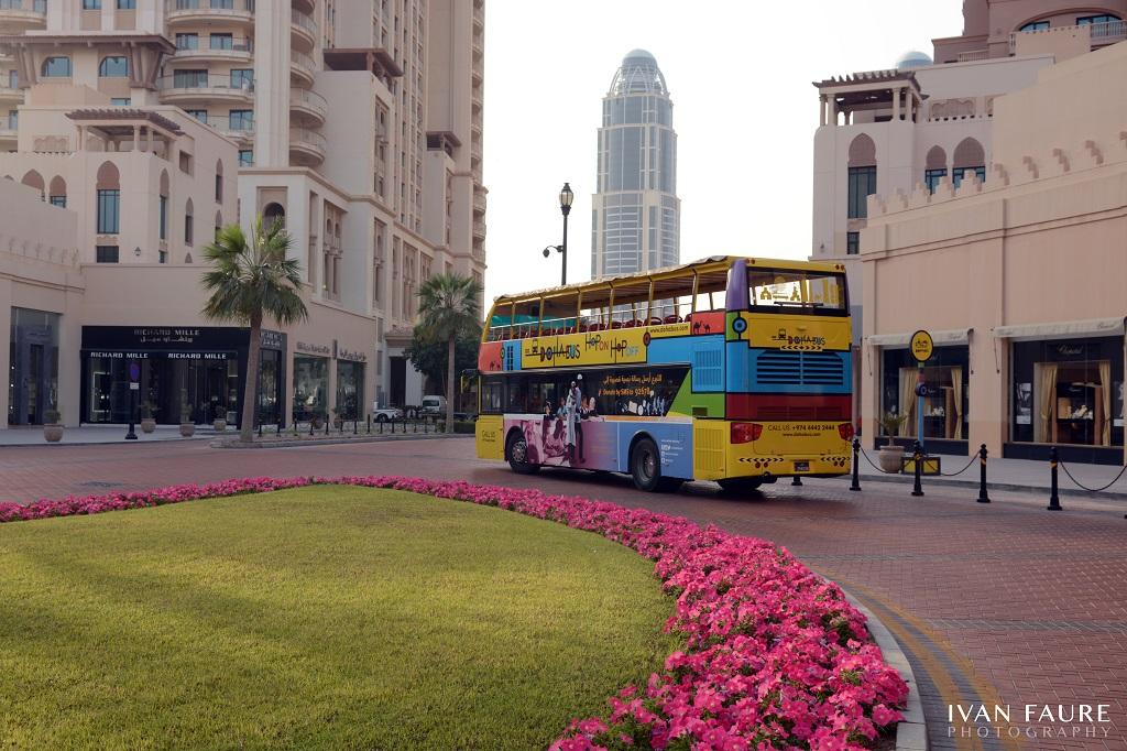 El Dohabus, bus turístico para visitar la ciudad