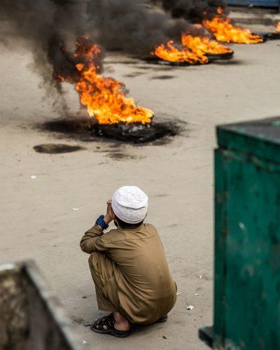 Pakistán (Manifestación en Lahore) / Pakistan (Manifestation in Lahore)