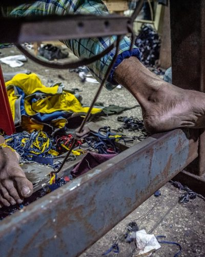 Bangladesh (Textile factory workers) / Bangladesh (Fábrica téxtil)