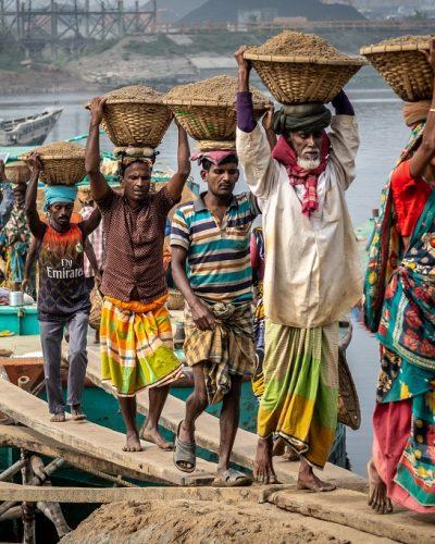 Bangladesh (Ship unloaders) / Bangladesh (Descargadores de barcos)