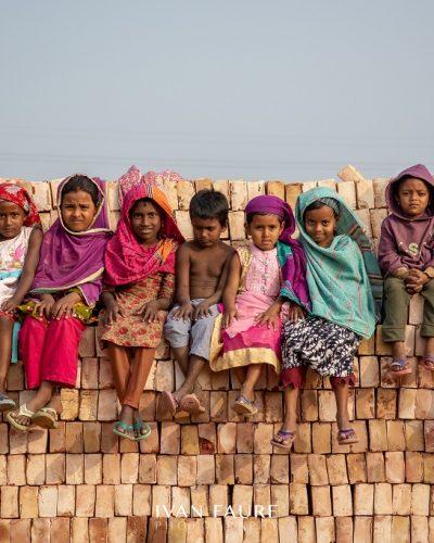 Bangladesh (Brick factories) / Bangladesh (Fábrica de ladrillos)
