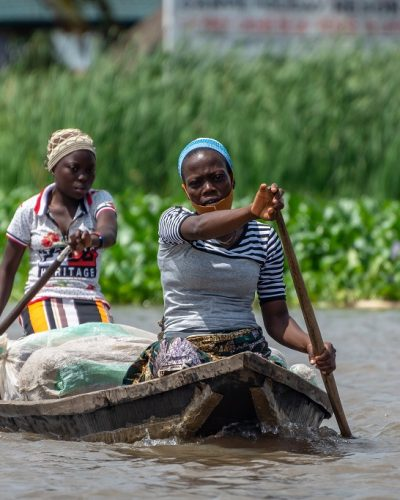 Benín (Ganvié)