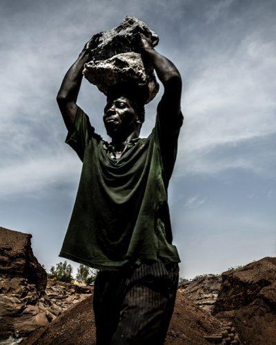 Burkina Faso (Cantera de granito / Granite quarry)